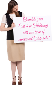Become a marriage celebrant
